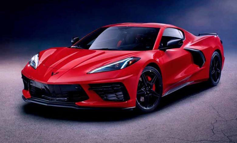 Chevrolet C8 Corvette Stingray