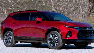 Photo of Chevrolet Blazer – роскошная новинка 2019-2020