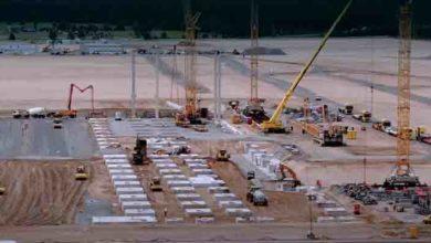 Photo of Tesla наращивает скорость строительства фабрики в Берлине