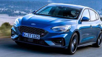 Photo of Ford Focus ST выходит на рынок с автоматической коробкой передач