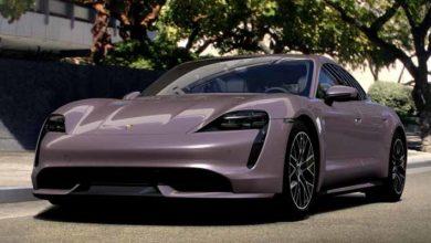 Photo of Porsche представил более дешевую версию Taycan