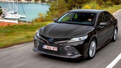 Photo of Toyota Camry отмечает самый разнообразный модельный ряд 2021