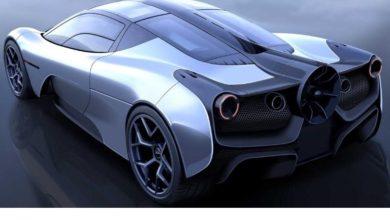 Photo of Трёхместный Gordon Murray Automotive T50 за три миллиона долларов