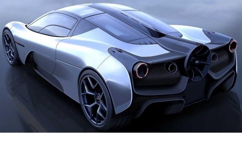 Трёхместный Gordon Murray Automotive T50 — за три миллиона долларов