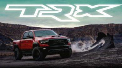 Photo of Мощный Ram 1500 TRX 2021 года — быстрый серийный грузовик