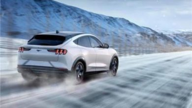 Photo of Mustang Mach-E 2021 года создает имитацию шума бензинового двигателя