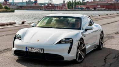 Photo of Porsche Taycan 2021 года добавляет новые функции