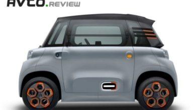 Photo of Citroen Ami — электромобиль для подростков