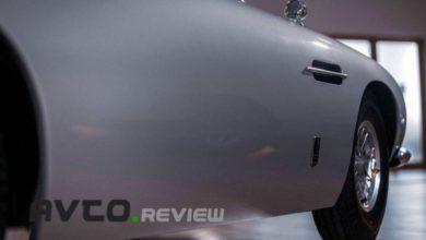 Photo of Электрический «Aston Martin DB5» за 35 000 фунтов стерлингов