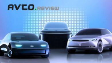 Photo of Hyundai объявляет о планах по выпуску трех электромобилей под новым брендом Ioniq