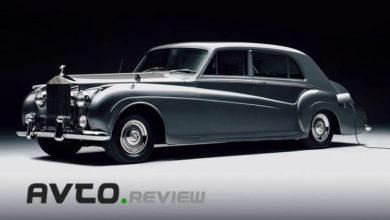 Photo of Первый в мире электрический классический Rolls-Royce!