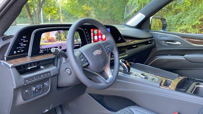 Характеристики и технологии Cadillac